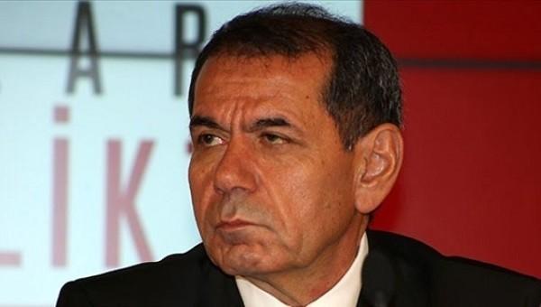 Derbi öncesi Dursun Özbek'e şok tepki!