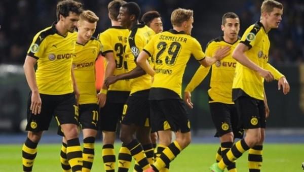 DFB Kupasında Bayern Münih'in rakibi Borussia Dortmund!