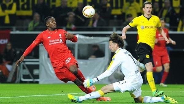 Dortmund ile Liverpool yenişemedi