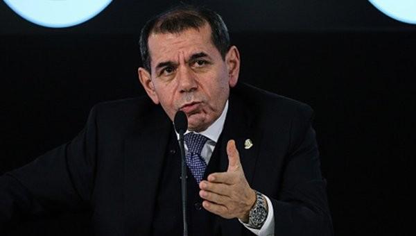 Dursun Özbek: '3 puan teferruat'