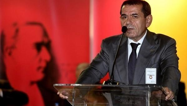 Dursun Özbek'ten Fenerbahçe açıklaması