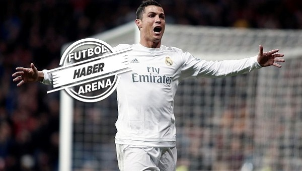 El Clasico golcüsü Cristiano Ronaldo