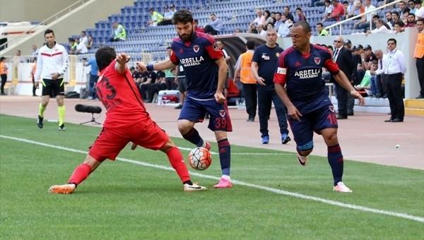 Eskişehirspor, Mersin'i ateşe attı