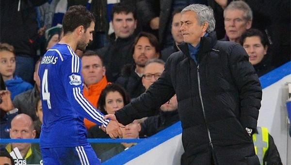 Fabregas'tan Jose Mourinho itirafı - Premier Lig Haberleri