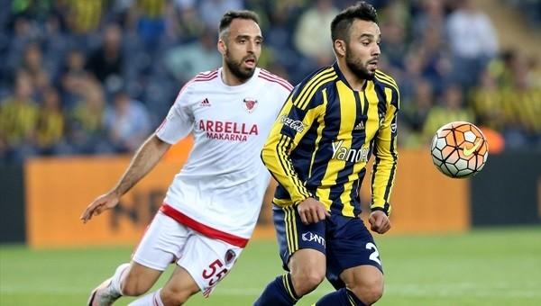 Fenerbahçe - Mersin İdmanyurdu maçında ilginç değişiklik!