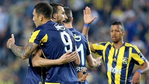 Fenerbahçe Süper Lig'de ilk kez başardı