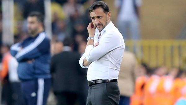 Fenerbahçe taraftarından Vitor Pereira'ya tepki