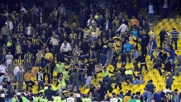Fenerbahçe taraftarlarına sert sözler
