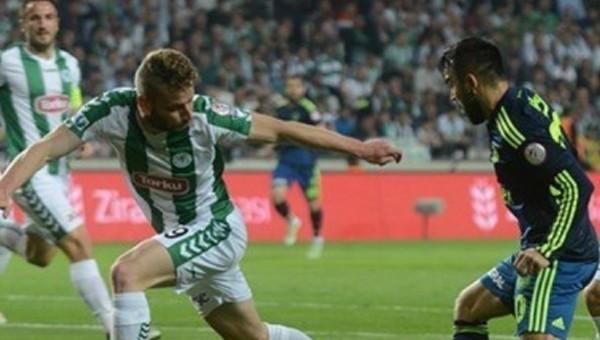 Fenerbahçe'den Torku Konyaspor maçında tam isabet