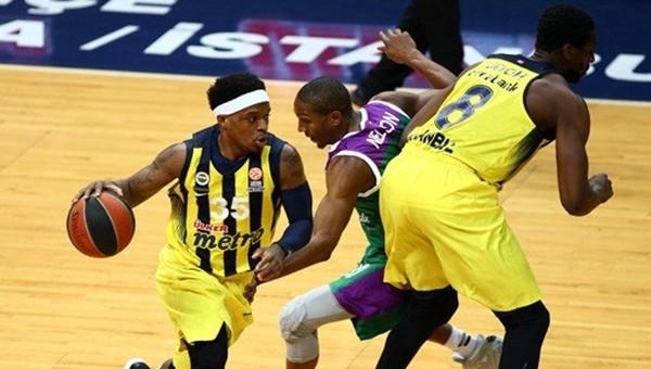 Fenerbahçe'nin çeyrek finaldeki rakibi belli oldu