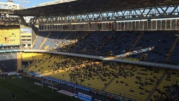 Flaş! Fenerbahçeli futbolculara şok protesto
