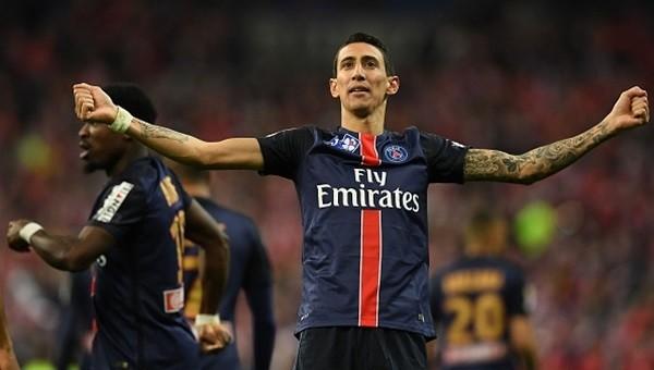 Fransa Kupası şampiyonu, Paris Saint-Germain!