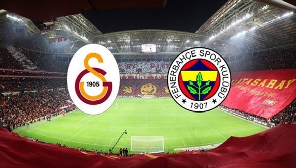 Galatasaray - Fenerbahçe derbisinin saati