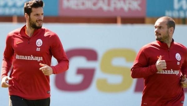 Galatasaray'a derbi öncesi büyük müjde - Süper Lig Haberleri