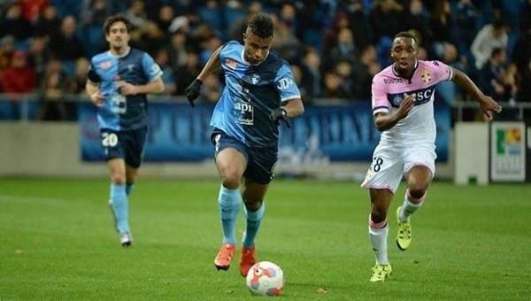 Galatasaray'a Fransa'dan genç golcü