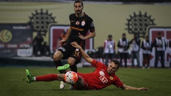Galatasaray'da bileti kesilen futbolcu