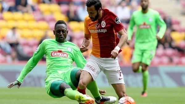 Galatasaray'ın yabancıları golü unuttu