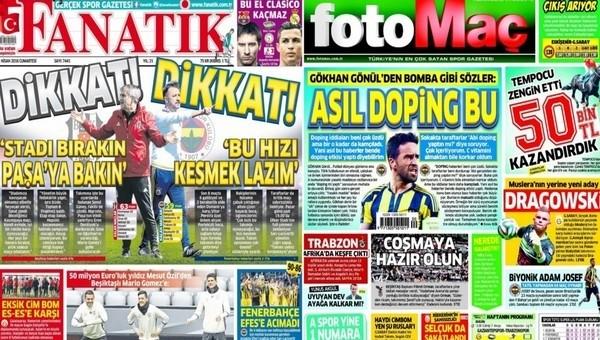 Gazetelerde günün manşetleri (2 Nisan 2016)