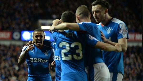 Glasgow Rangers Premiership'te!