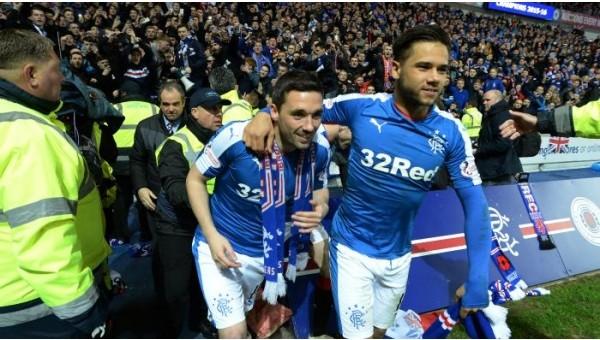 Glasgow Rangers yeniden İskoçya Premier Lig'de