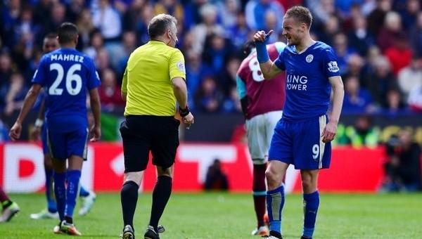 Jamie Vardy itiraf etti - Leicester City Haberleri