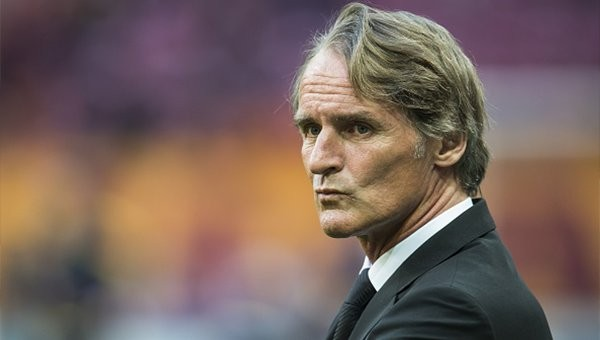 Jan Olde Riekerink'ten maçın hakemine tepki (Galatasaray - Thun hazırlık maçı)