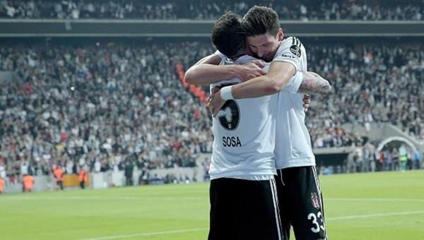 Beşiktaş'ta taraftarları mest eden ortaklık - Süper Lig Haberleri