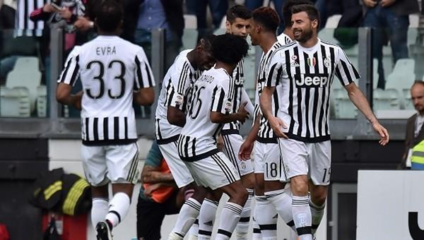 Juventus şampiyonluğa koşuyor!