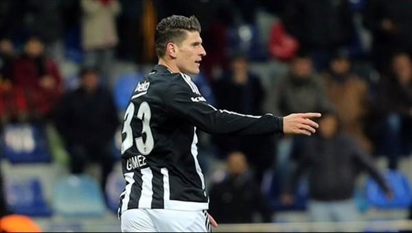 Kayserispor, Mario Gomez'e yetişemedi