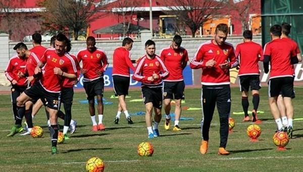 Kayserispor'da eksik sayısı 5'e yükseldi - Süper Lig Haberleri