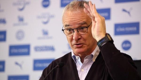 Leicester City'nin patronu Claudio Ranieri hedefe kilitlendi