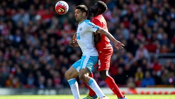 Liverpool skoru koruyamadı