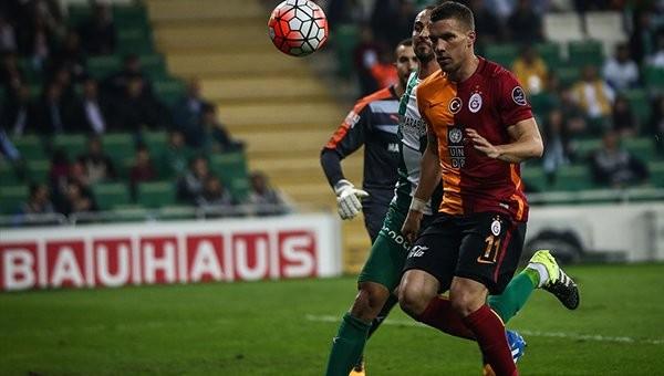 Galatasaray'dan Lukas Podolski açıklaması