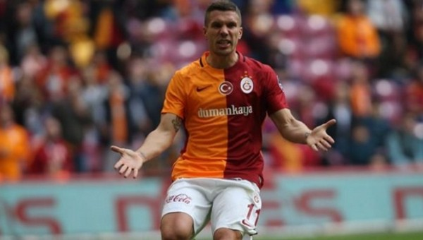 Lukas Podolski'den Passolig tepkisi