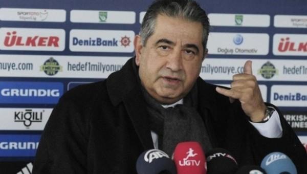 Mahmut Uslu'dan şampiyonluk açıklaması