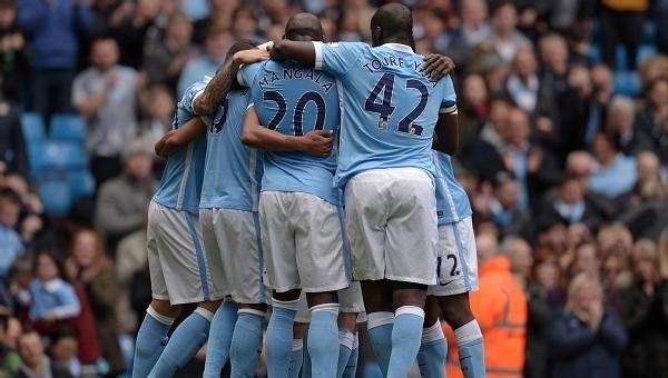 Manchester City'den Stoke City'ye farklı tarife