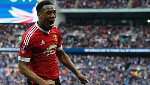 Manchester United FA Cup'ta finalde!