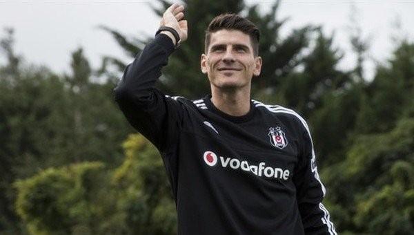 Mario Gomez'in Beşiktaş'ta kalma şartı
