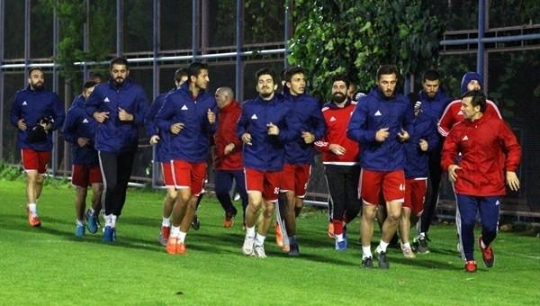 Mersin İdmanyurdu'nda Medipol Başakşehir maçı hazırlıkları - Süper Lig Haberleri