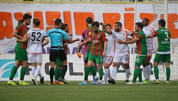 Nefes kesen maç Adanaspor'un