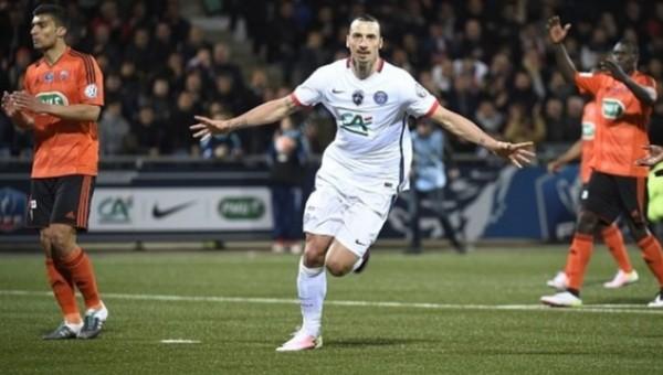Paris Saint-Germain, Fransa Kupası'nda finalde!