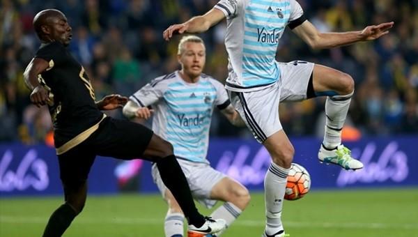 Pierre Webo'dan Mustafa Reşit Akçay'a Fenerbahçe maçı övgüsü - Süper Lig Haberleri
