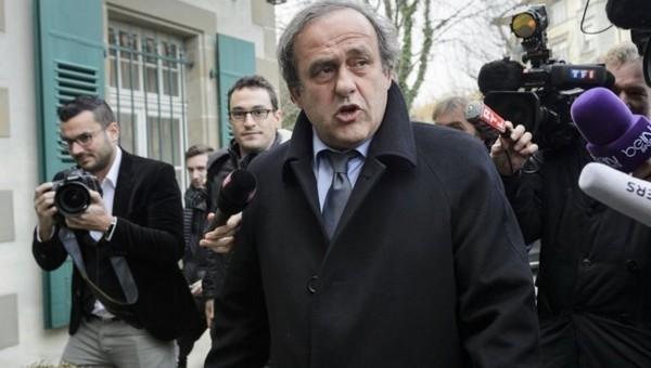 Platini'nin duruşmasına Blatter katıldı - Dünyadan Futbol Haberleri