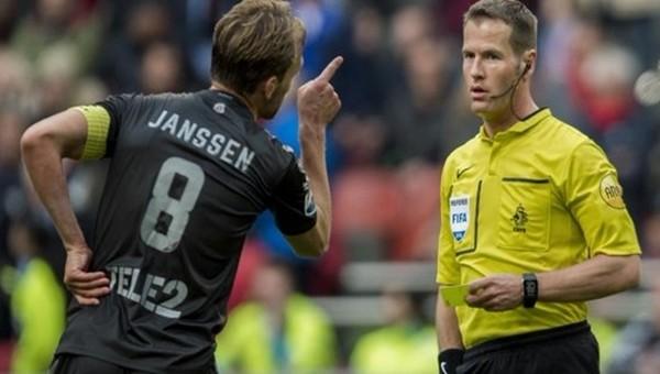 PSV'li taraftar hakemden şikayetçi oldu - Hollanda Eredivisie Haberleri