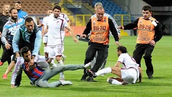 PTT 1. Lig'de hakeme saldırı
