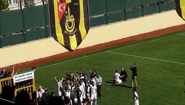 PTT 1. Lig'e yükselen ilk takım belli oldu