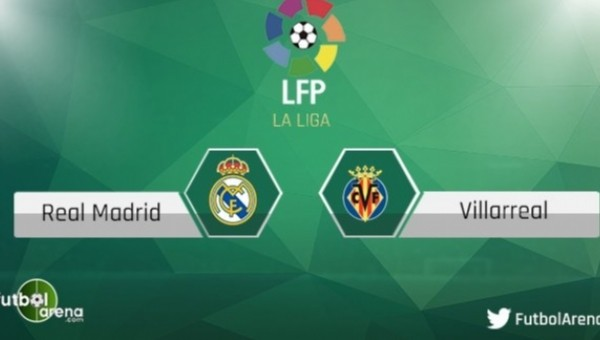 Real Madrid - Villarreal maçı saat kaçta, hangi kanalda?