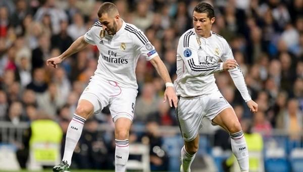 Real Madrid'de Ronaldo ve Benzema seferberliği - La Liga Haberleri