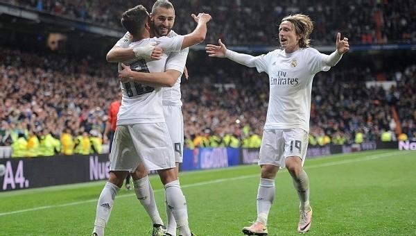 Real Madrid'in müthiş başarısı! 7 yılda 7 defa - İspanya Haberleri