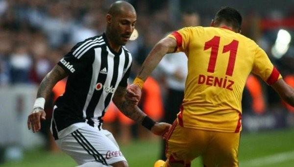 Ricardo Quaresma, Vodafone Arena'da şov yapıyor - Beşiktaş Haberleri